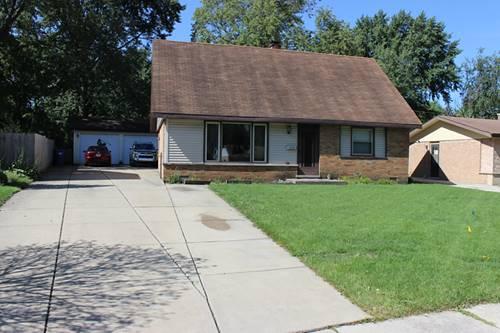 13220 Village, Crestwood, IL 60418