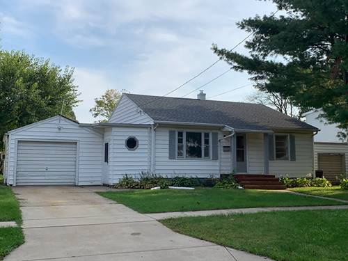 409 E Center, Mount Morris, IL 61054