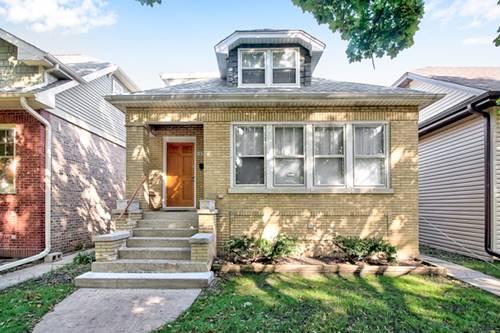 5345 N Latrobe, Chicago, IL 60630 Jefferson Park