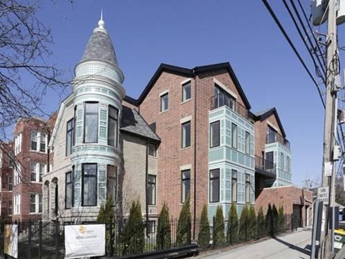 1418 W Addison Unit 401, Chicago, IL 60613 Lakeview