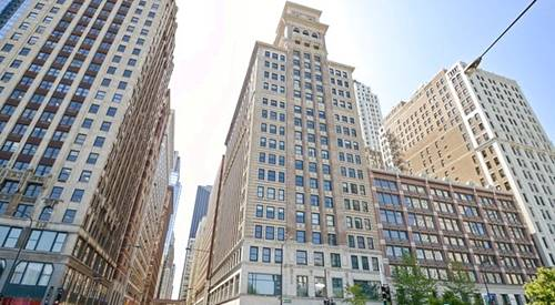 6 N Michigan Unit 802, Chicago, IL 60602 The Loop