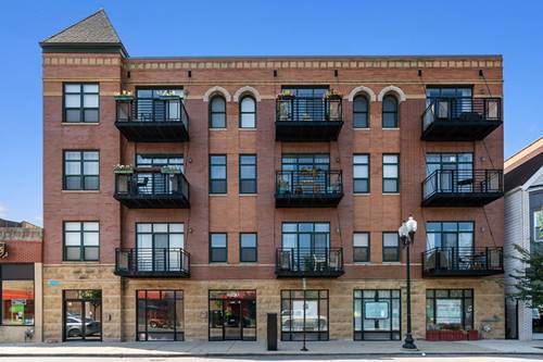 4050 N Lincoln Unit 401, Chicago, IL 60618 Northcenter