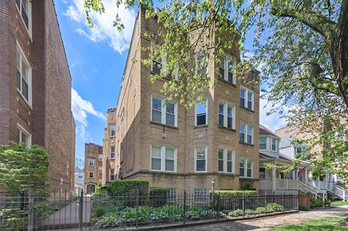 1529 W Rosemont Unit 3N, Chicago, IL 60660 Edgewater