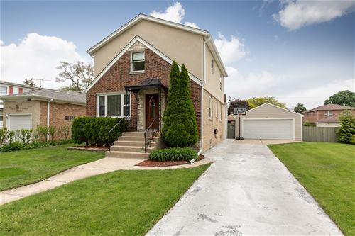 4939 N Odell, Harwood Heights, IL 60706
