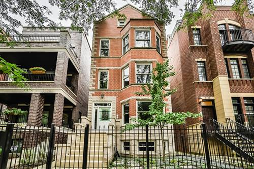 3230 N Seminary Unit 1, Chicago, IL 60657 Lakeview