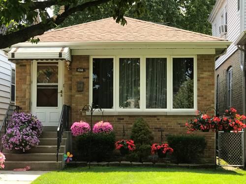 6066 N Naples, Chicago, IL 60631 Norwood Park