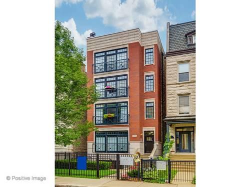 3749 N Wilton Unit 1, Chicago, IL 60613 Lakeview
