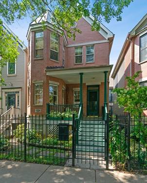 1524 N North Park, Chicago, IL 60610 Old Town