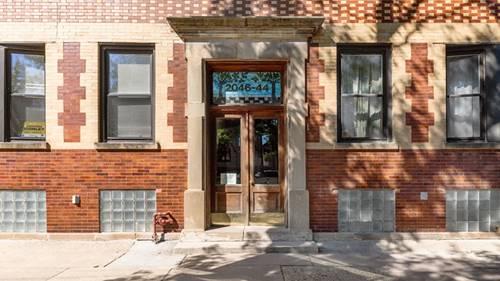 2044 W Cuyler Unit 3E, Chicago, IL 60618 Northcenter