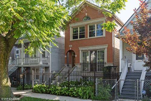 3517 N Albany, Chicago, IL 60618 Avondale