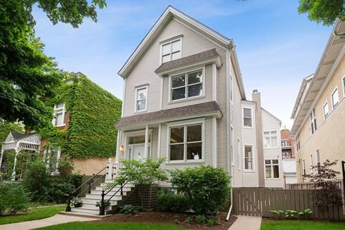 3515 N Janssen, Chicago, IL 60657 West Lakeview