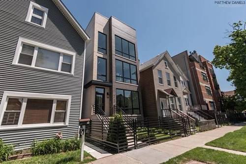 2430 W Moffat Unit 2, Chicago, IL 60647 Logan Square