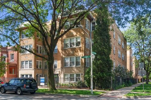 2452 N Lawndale Unit 2, Chicago, IL 60647 Logan Square