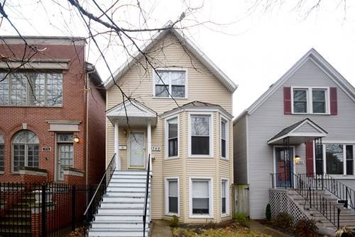 3749 N Hermitage Unit 1, Chicago, IL 60613 West Lakeview