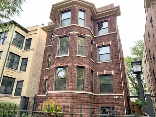5815 N Winthrop Unit G, Chicago, IL 60660