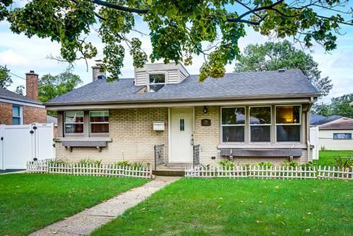 758 N Rohde, Hillside, IL 60162