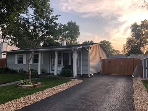 422 Glen, Romeoville, IL 60446