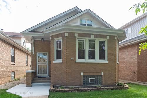 6141 W Cornelia, Chicago, IL 60634 Portage Park