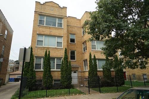 7516 N Damen Unit 3, Chicago, IL 60645 Rogers Park