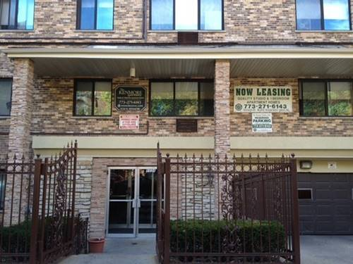 5534 N Kenmore Unit 309, Chicago, IL 60640 Edgewater