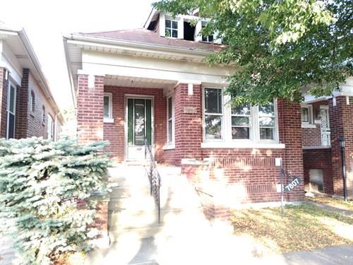 7807 S Vernon, Chicago, IL 60619 Chatham