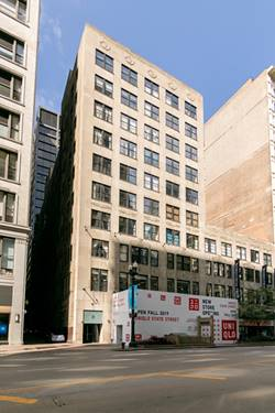 20 N State Unit 708, Chicago, IL 60602 The Loop