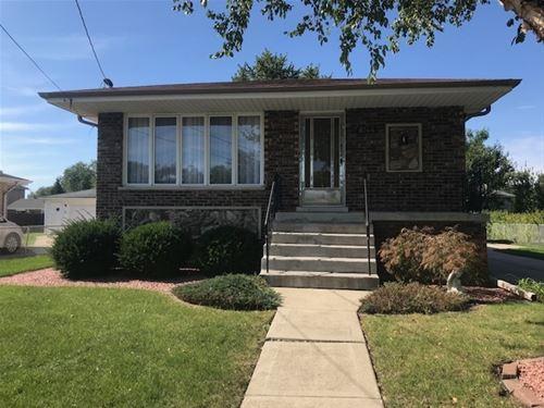 8744 Mcvicker, Oak Lawn, IL 60453