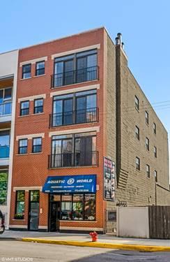 2029 W Belmont Unit 4, Chicago, IL 60618 Hamlin Park