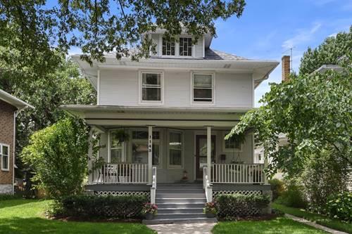 1143 Home, Oak Park, IL 60304