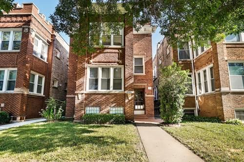 2610 W Argyle, Chicago, IL 60625 Ravenswood
