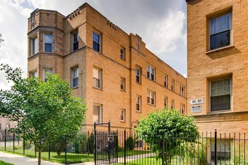 1622 W Wallen Unit 3S, Chicago, IL 60626 Rogers Park