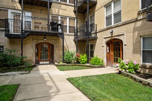 4018 N Albany Unit 3A, Chicago, IL 60618 Irving Park