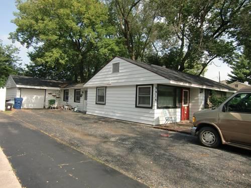 9914 Harnew, Oak Lawn, IL 60453