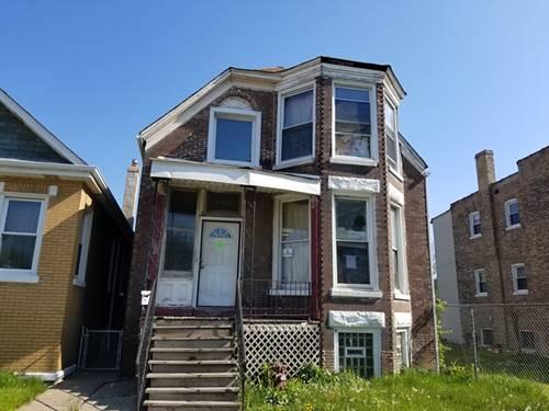 4522 W Adams, Chicago, IL 60624 West Garfield Park