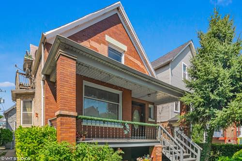 2516 N Campbell, Chicago, IL 60647 Logan Square
