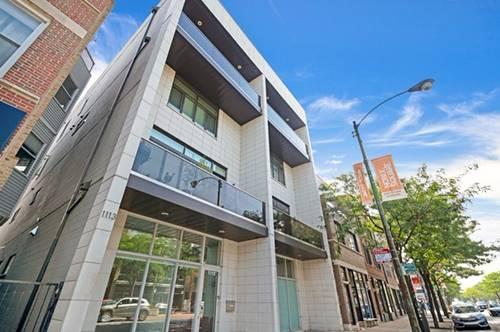 1113 N Ashland Unit 3, Chicago, IL 60622 Noble Square
