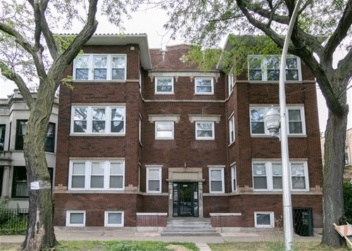 5426 S Ingleside, Chicago, IL 60615 Hyde Park