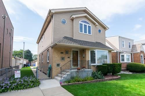 5118 S Nagle, Chicago, IL 60638 Garfield Ridge