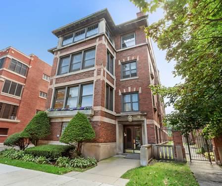 1015 E Hyde Park Unit 3A, Chicago, IL 60615 Hyde Park