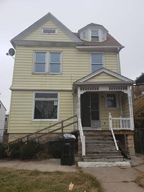 7106 S Eberhart, Chicago, IL 60619 Park Manor