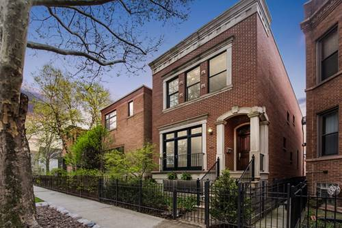 1641 W Byron, Chicago, IL 60613 West Lakeview