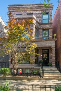 447 W Roslyn, Chicago, IL 60614 Lincoln Park