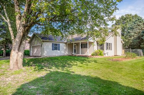 1781 Suzy, Lake Holiday, IL 60548