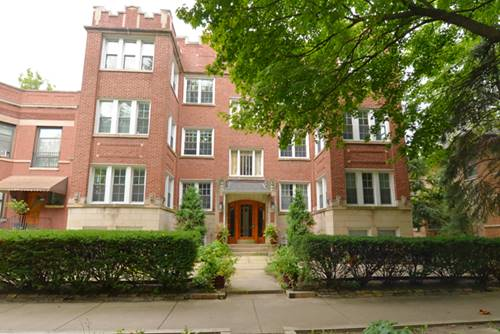 6306 N Wayne Unit G, Chicago, IL 60660 Edgewater