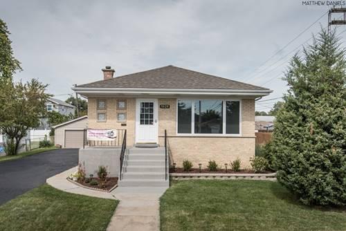 5628 W 89th, Oak Lawn, IL 60453