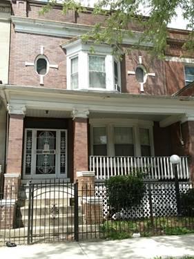 4248 W Wilcox, Chicago, IL 60624 West Garfield Park