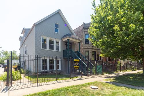3415 W Belden, Chicago, IL 60647 Logan Square