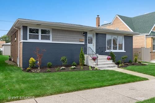 5322 S Nagle, Chicago, IL 60638 Garfield Ridge