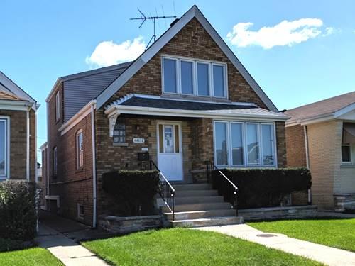 6831 S Kostner, Chicago, IL 60629 West Lawn