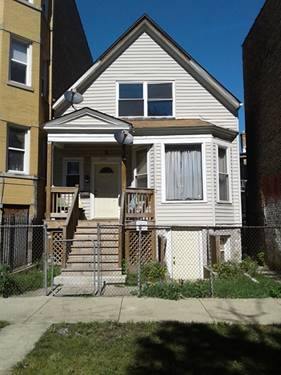 3506 W Shakespeare, Chicago, IL 60647 Logan Square